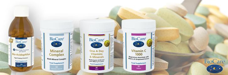 Biocare Vitamins